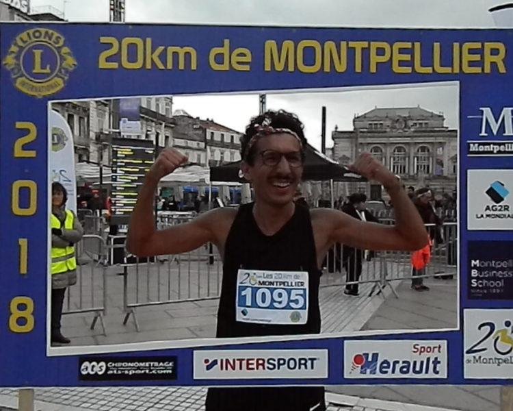 """La 35ème édition des 20km a été une réussite, """"Tous des Champions"""""""
